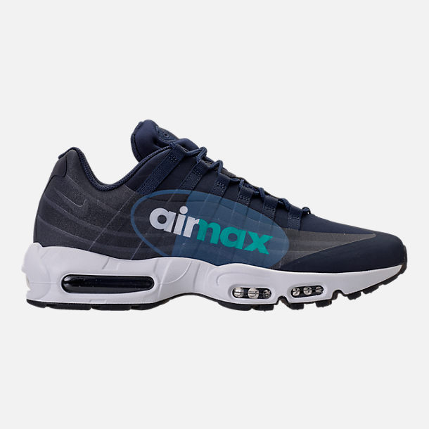 3a8343bb56af Right view of Men s Nike Air Max 95 NS GPX SP Casual Shoes