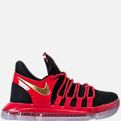 Boys' Grade School Nike Zoom KDX LE Basketball Shoes