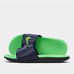 Boys' Big Kids' Nike Kawa SE Slide Sandals