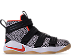 Boys' Preschool Nike LeBron Soldier 11 SFG Basketball Shoes