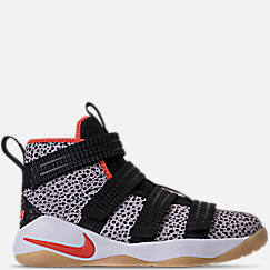 Boys' Preschool Nike LeBron Soldier 11 SFG Basketball Shoes