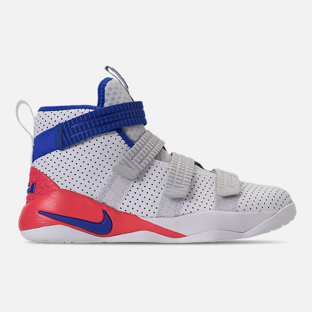 81ccfc31164 ... Right view of Boys Preschool Nike LeBron Soldier 11 SFG Basketball  Shoes ...