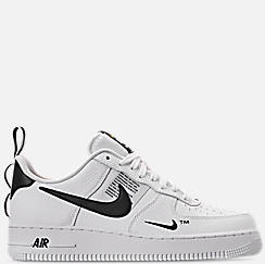 nike air force 1 mens black size 7