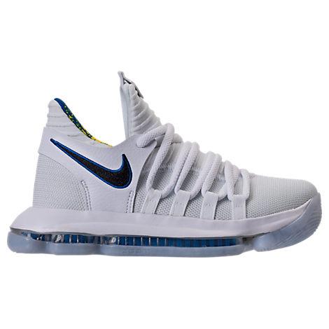 Boys' Grade School Nike Zoom KDX Basketball Shoes