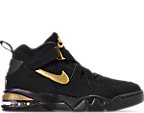 Black/Metallic Gold