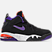 Black/Court Purple/Team Orange