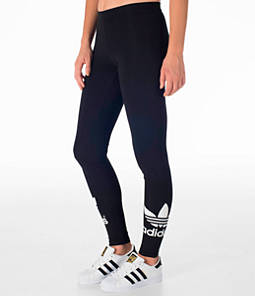 Women's adidas Originals Trefoil Leggings Product Image