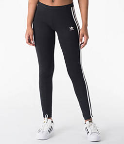 80b7ef6763 Women s adidas Originals 3-Stripes Leggings