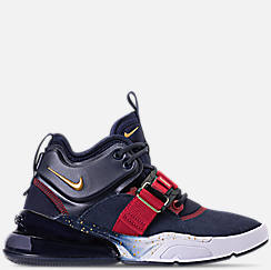 Big Kids' Nike Air Force 270 Casual Shoes