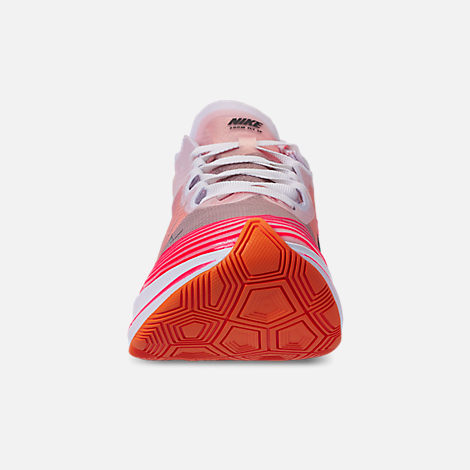 Front view of Women's Nike Zoom Fly SP Running Shoes in Varsity Red/Black/Summit White