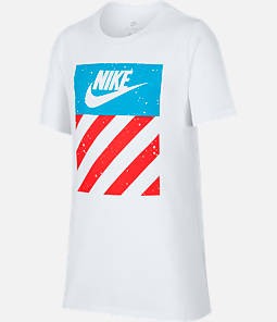Boys' Nike Sportswear USA Hazard T-Shirt