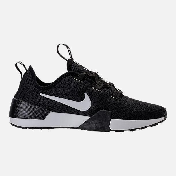 Women's Nike Ashin Modern Casual Shoes Black/Summit White AJ8799 002