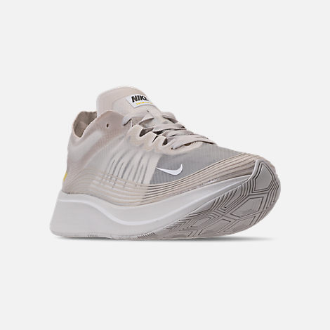 Three Quarter view of Unisex Nike Zoom Fly SP Running Shoes