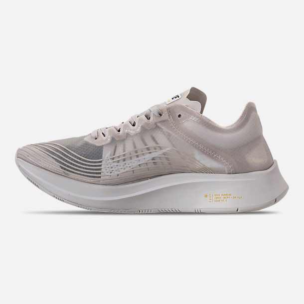 Left view of Unisex Nike Zoom Fly SP Running Shoes
