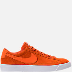 Men's Nike Blazer Low Suede Casual Shoes