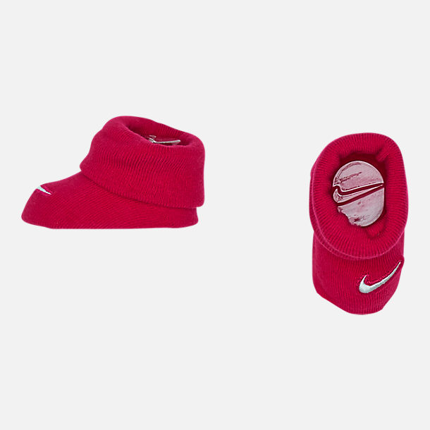 Alternate view of Infant Nike Heart 3-Piece Box Set in Rush Pink/White