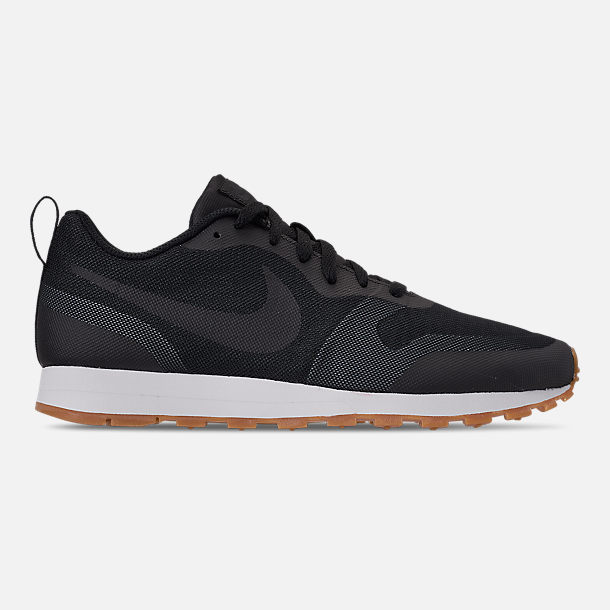 Right view of Men's Nike MD Runner 2019 Casual Shoes in Black/Anthracite/Gum