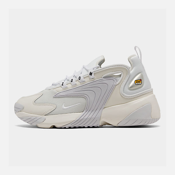 Right view of Men's Nike Zoom 2K Casual Shoes in Sail