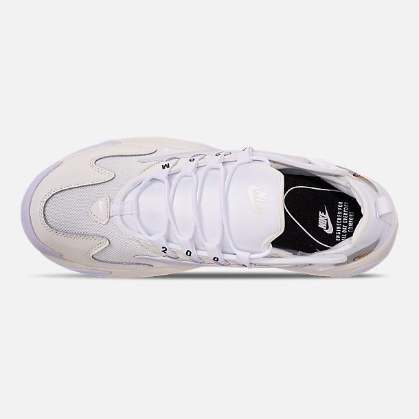Top view of Men's Nike Zoom 2K Casual Shoes in Sail