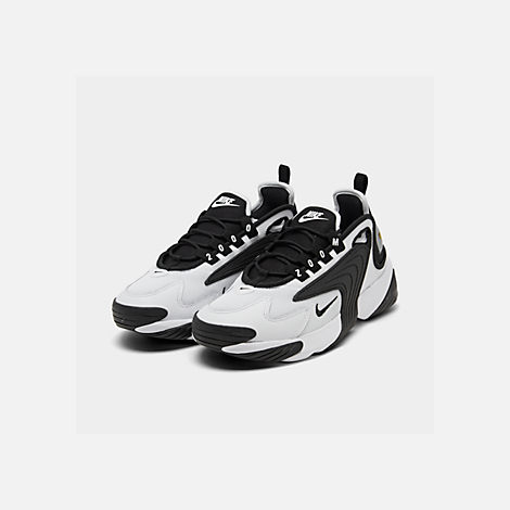 best sneakers aa743 521d5 Three Quarter view of Women s Nike Zoom 2K Casual Shoes in White Black