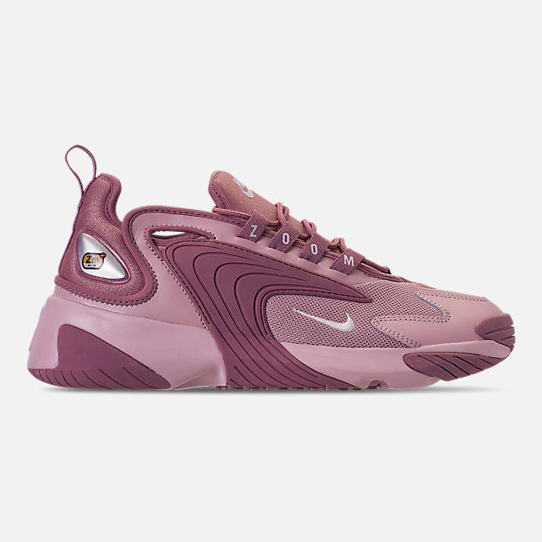 Right view of Women's Nike Zoom 2K Casual Shoes in Plum Dust/Pale Pink/Plum Chalk