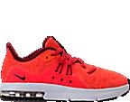 Boys' Preschool Nike Air Max Sequent 3 Running Shoes
