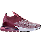 Men's Nike Air Max 270 Flyknit Casual Shoes by Nike