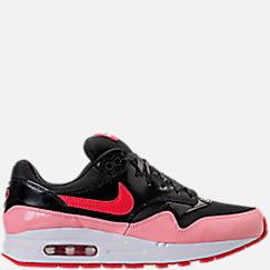 Girls' Grade School Nike Air Max 1 Heart Casual Shoes
