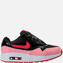 Girls' Preschool Nike Air Max 1 Heart Casual Shoes