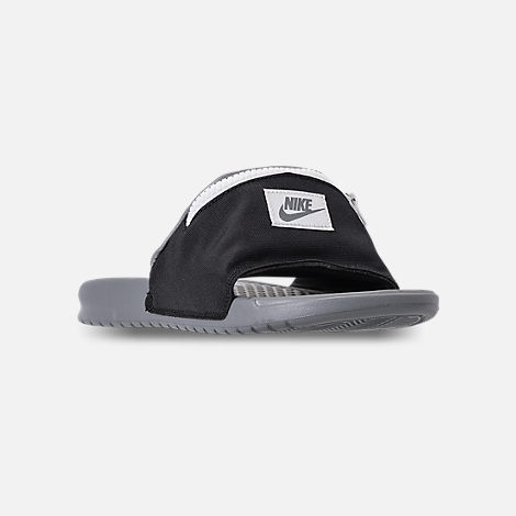 Men's Nike Benassi Jdi Fanny Pack Slide Sandals by Nike