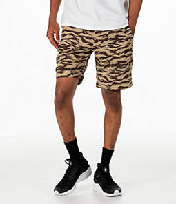 Men's Nike Sportswear Vaporwave Swoosh Woven Shorts