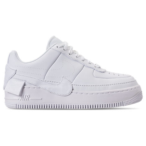 Jordan NIKE WOMEN'S AIR FORCE 1 JESTER XX CASUAL SHOES IN WHITE SIZE 8.0 LEATHER