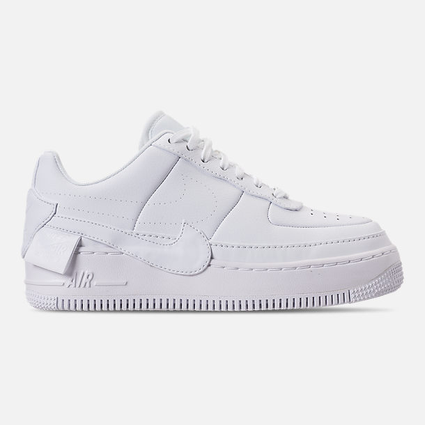 Right view of Women's Nike Air Force 1 Jester XX Casual Shoes in White