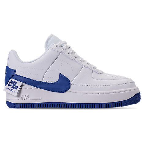 Jordan WOMEN'S NIKE AF1 JESTER XX CASUAL SHOES, BLUE