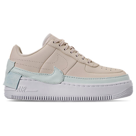 Jordan WOMEN'S AIR FORCE 1 JESTER XX CASUAL SHOES, WHITE