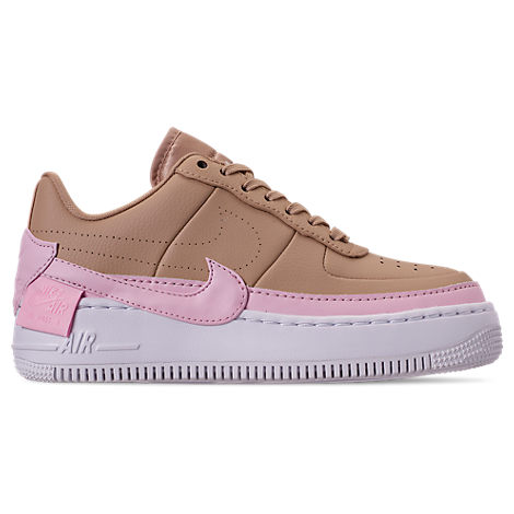 Jordan WOMEN'S AF1 JESTER XX CASUAL SHOES, BROWN