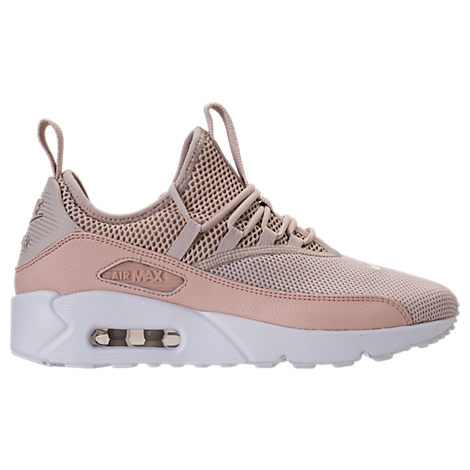 WOMEN'S AIR MAX 90 ULTRA 2.0 EASE CASUAL SHOES, BROWN