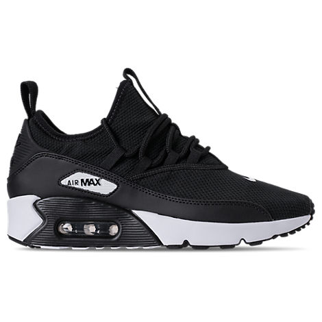 WOMEN'S AIR MAX 90 ULTRA 2.0 EASE CASUAL SHOES, BLACK