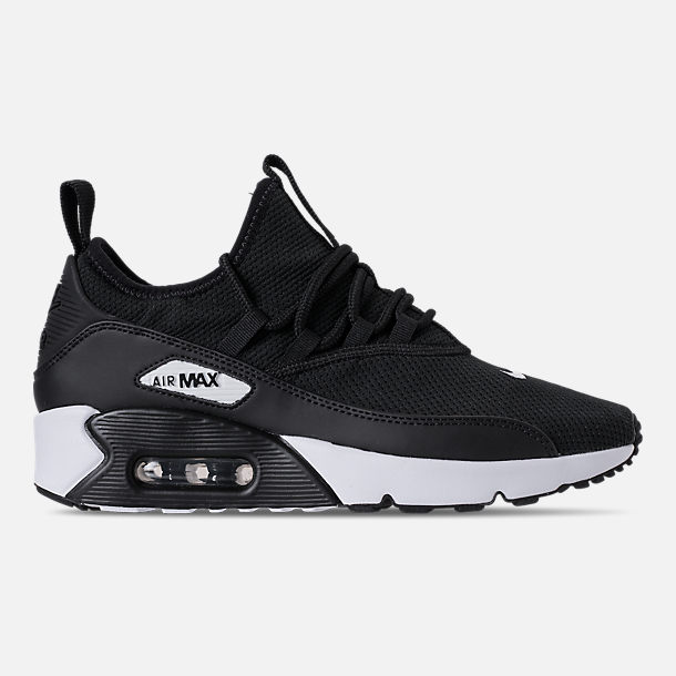 Right view of Women s Nike Air Max 90 Ultra 2.0 Ease Casual Shoes in Black  8c96a0096