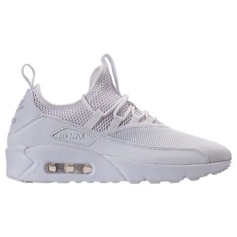 WOMEN'S AIR MAX 90 ULTRA 2.0 EASE CASUAL SHOES, WHITE