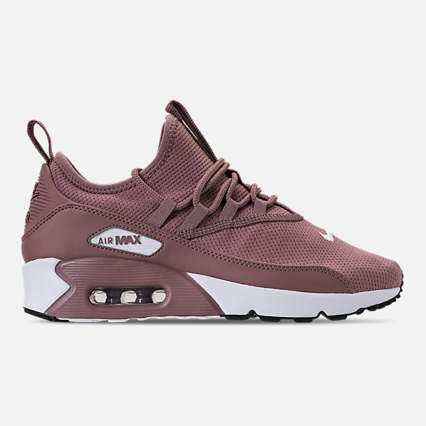 Right view of Women s Nike Air Max 90 Ultra 2.0 Ease Casual Shoes in Smokey  Mauve 0f68565b1