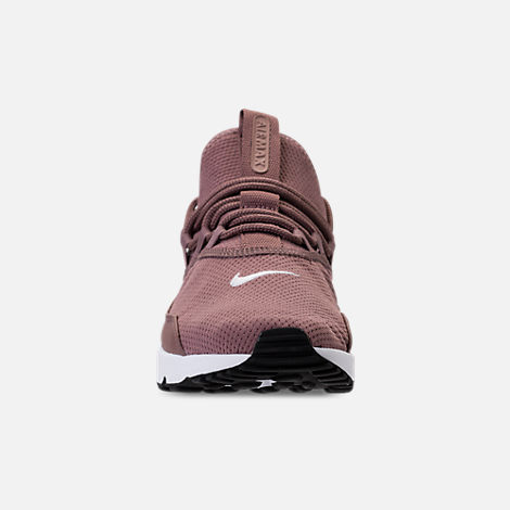 Front view of Women s Nike Air Max 90 Ultra 2.0 Ease Casual Shoes in Smokey  Mauve 22c5bab9a