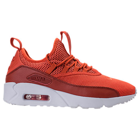 WOMEN'S AIR MAX 90 ULTRA 2.0 EASE CASUAL SHOES, RED
