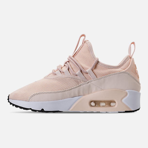 low priced 10c6b ef09b Left view of Women s Nike Air Max 90 Ultra 2.0 Ease Casual Shoes in Guava  Ice