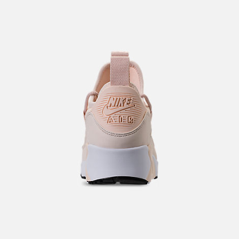 9366b6bbfa49 Back view of Women s Nike Air Max 90 Ultra 2.0 Ease Casual Shoes in Guava  Ice