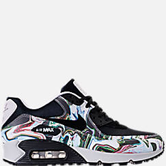 Women's Nike Air Max 90 Marble Running Shoes