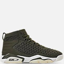 Boys' Big Kids' Jordan Flyknit Elevation 23 Basketball Shoes