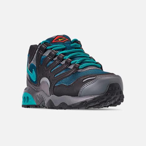 Three Quarter view of Men s Nike Air Terra Humara  18 Casual Shoes in Black  22c7b9998
