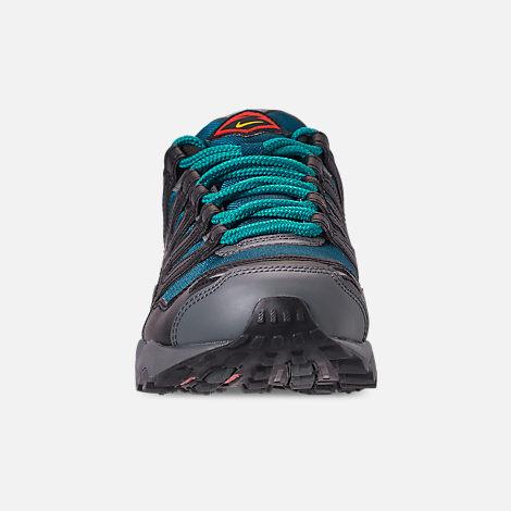 Front view of Men s Nike Air Terra Humara  18 Casual Shoes in Black Spirit 10fef19f7