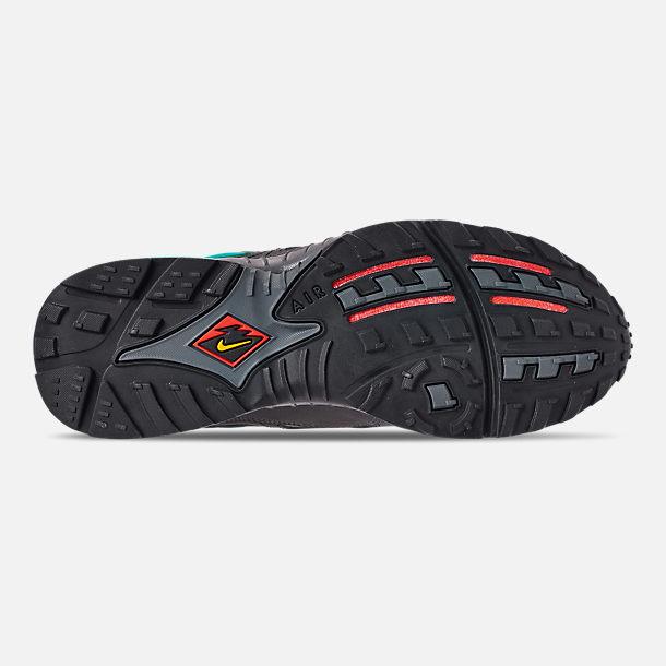 Bottom view of Men s Nike Air Terra Humara  18 Casual Shoes in Black Spirit f18091ca8